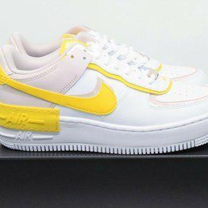 Nike Air Force 1 Shadow Sunshine White Yellow